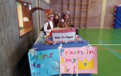 Karneval mit Prinzessin Amy I. & Prinz Max I.