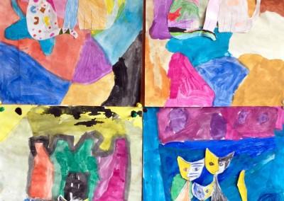 Kunstkatzen 1-0946