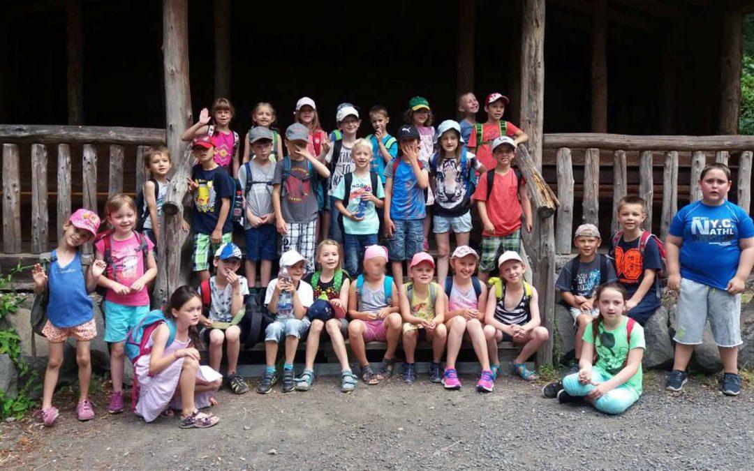 Zoobesuch von Klasse 1 und 2