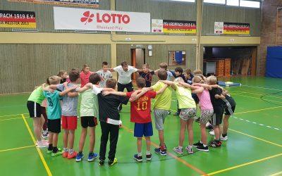Sportfortbildung des FV Rheinland gut besucht